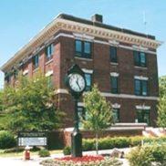 A shot of Palmerton, PA, a town along the D&L Corridor
