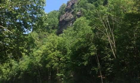 Upper Black Eddy, PA, along the D&L Trail