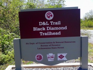 Black Diamond Trailhead