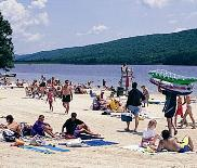 Mauch Chunk Lake Park Attractions D Amp L Delaware Amp Lehigh
