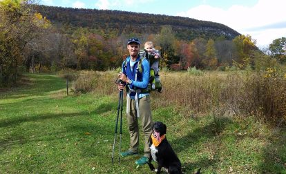 Hike at Lehigh Gap