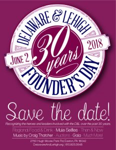 Founder's Day Save the Date
