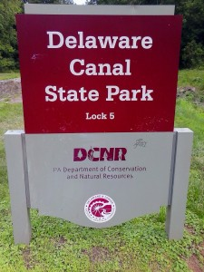 Yardley Lock 5 - Delaware Canal State Park