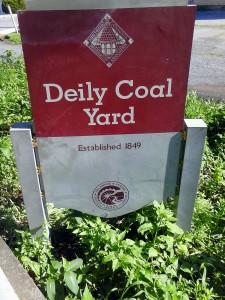 Deily Coal Yard