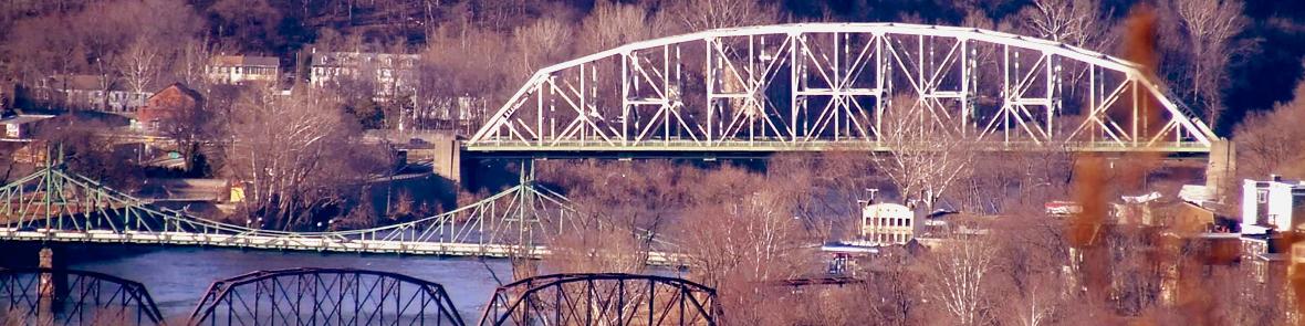 Delaware & Lehigh - Lehigh Valley Region