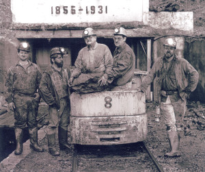 Anthracite mining - a central part of the D&L's history of commerce in eastern PA