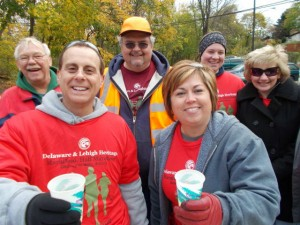 D&L Heritage Half Marathon Volunteers