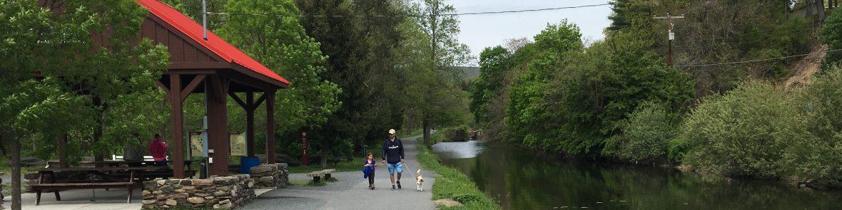 Delaware & Lehigh - D&L Trail Towns