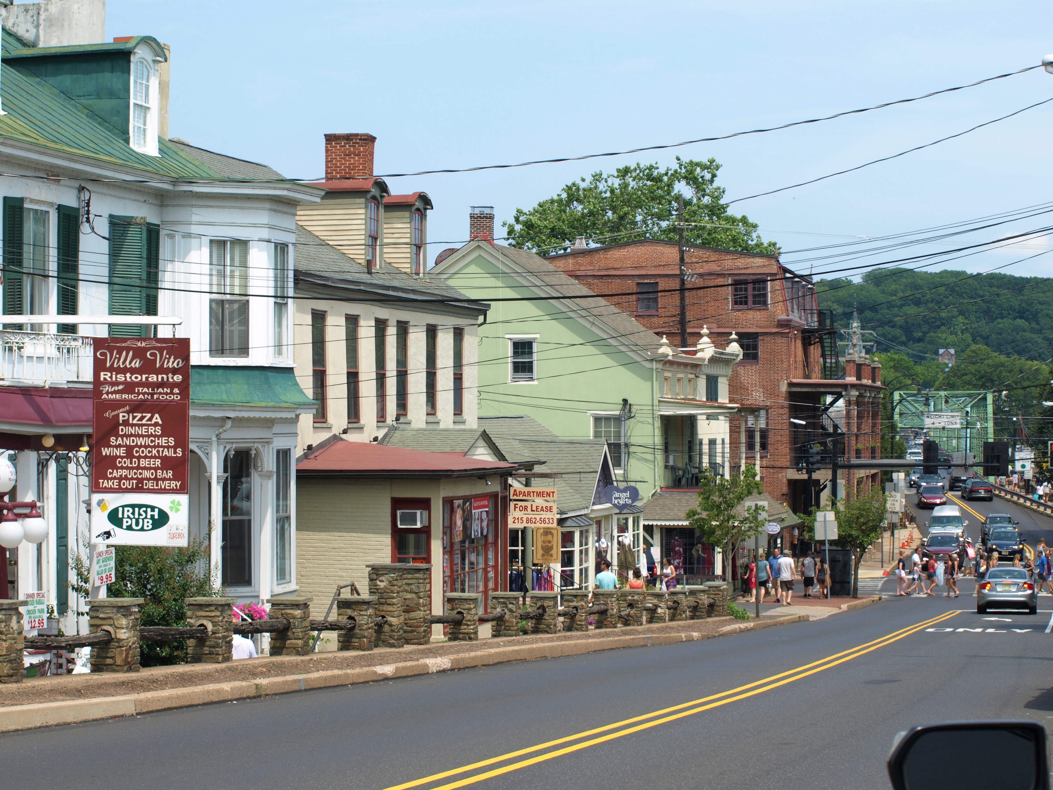 D L Days And Trail Town Stays New Hope Pa D L Delaware Lehigh