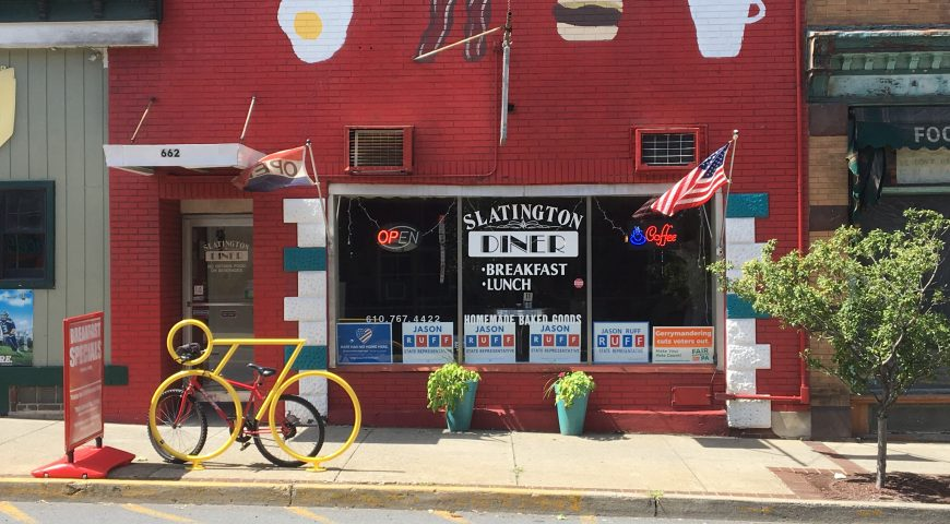 Charlotte Fay's Main Street Diner - Slatington