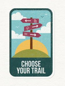 DDS- Choose Your Trail