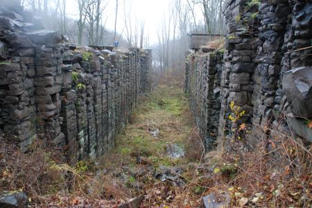 Lock 28 in Lehigh Gorge State Park