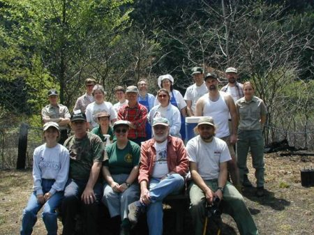 The D&L Trail relies on volunteers for maintenance and improvements